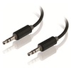 A product image of ALOGIC 3.5mm M-M Stereo Plug 1m Cable