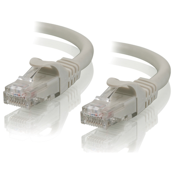 Product image of ALOGIC CAT6 0.5m Network Cable Grey - Click for product page of ALOGIC CAT6 0.5m Network Cable Grey