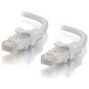 A product image of ALOGIC CAT6 1m Network Cable White