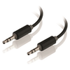 A product image of ALOGIC 3.5mm M-M Stereo Plug 2m Cable