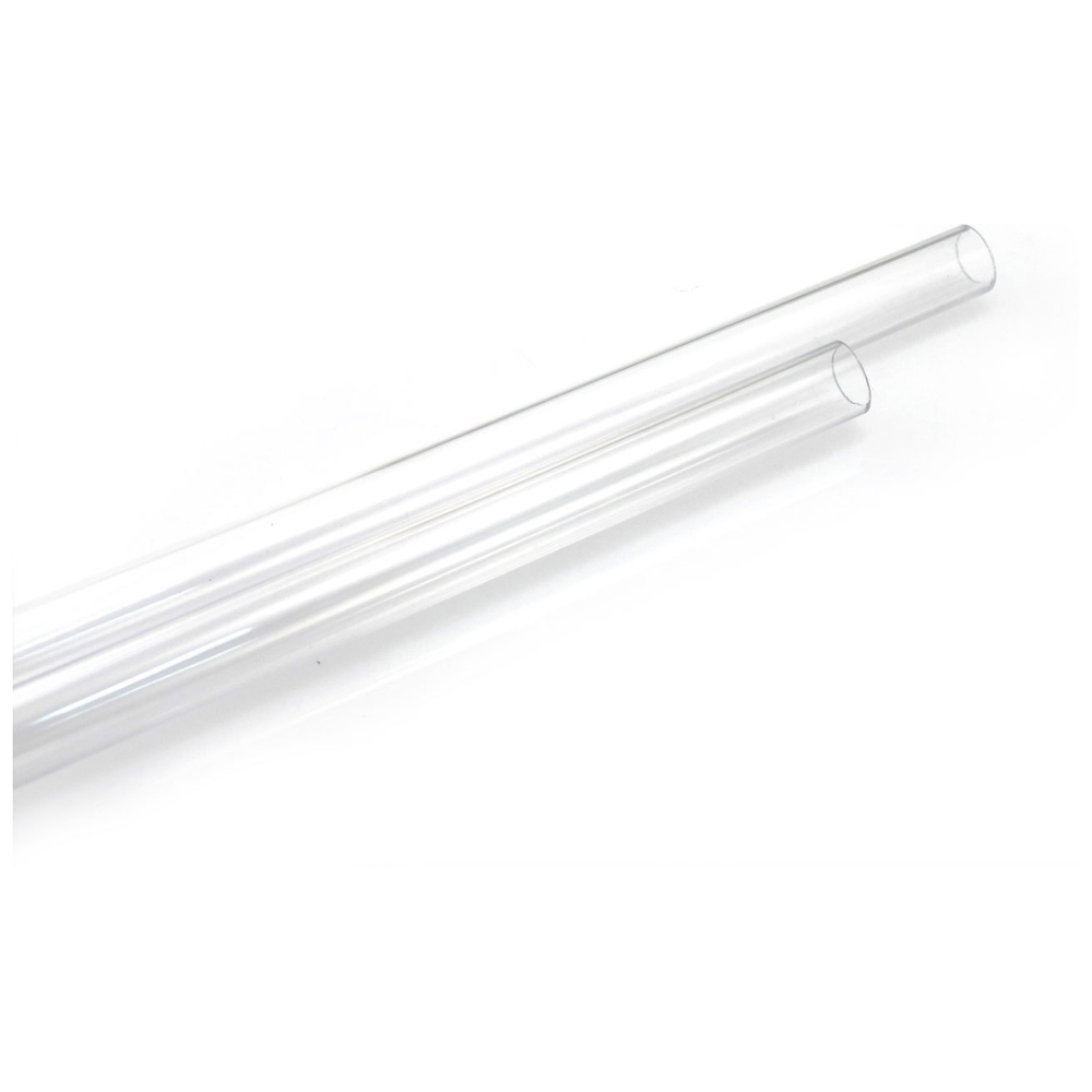 A large main feature product image of XSPC PETG Tube 14mm OD 500mm Length 2-Pack