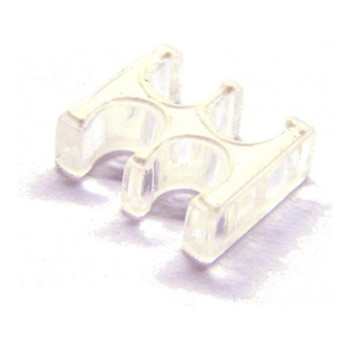 Product image of E22 4 Slot Cable Comb - Clear - 5 pack - Click for product page of E22 4 Slot Cable Comb - Clear - 5 pack