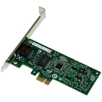 Product image of Intel PCIe CT Gigabit Ethernet Network Card - Click for product page of Intel PCIe CT Gigabit Ethernet Network Card