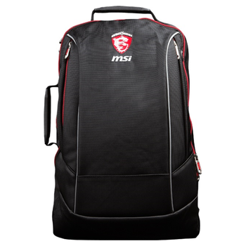 """Product image of MSI Hecate 17"""" Gaming Notebook Backpack - Click for product page of MSI Hecate 17"""" Gaming Notebook Backpack"""