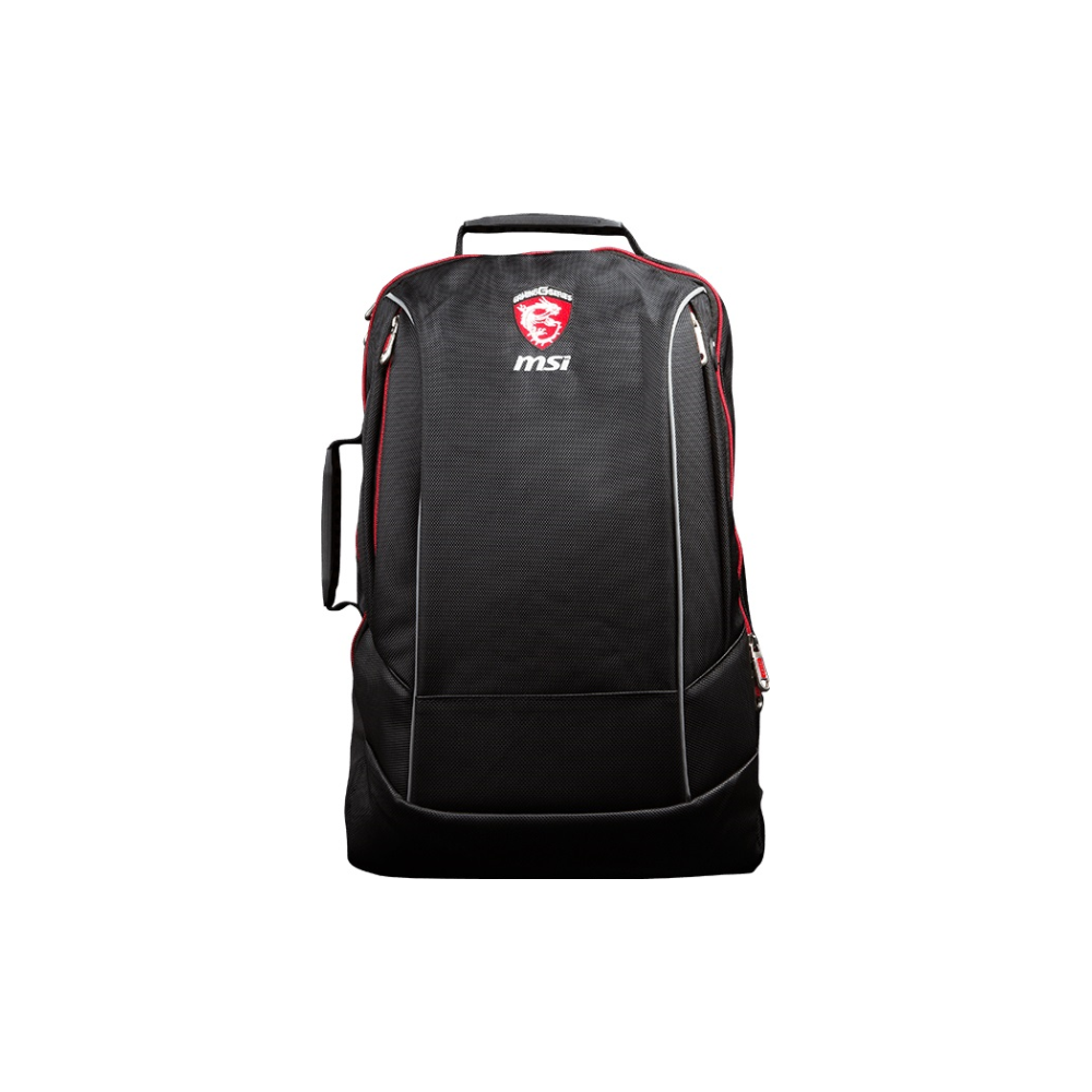 """A large main feature product image of MSI Hecate 17"""" Gaming Notebook Backpack"""