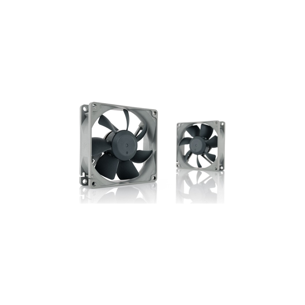 A large main feature product image of Noctua NF-R8 80mm Redux Ed. PWM Cooling Fan