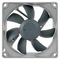 A small tile product image of Noctua NF-R8 80mm Redux Ed. PWM Cooling Fan