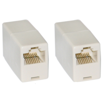Product image of Generic RJ45 F-F Joiner - Click for product page of Generic RJ45 F-F Joiner