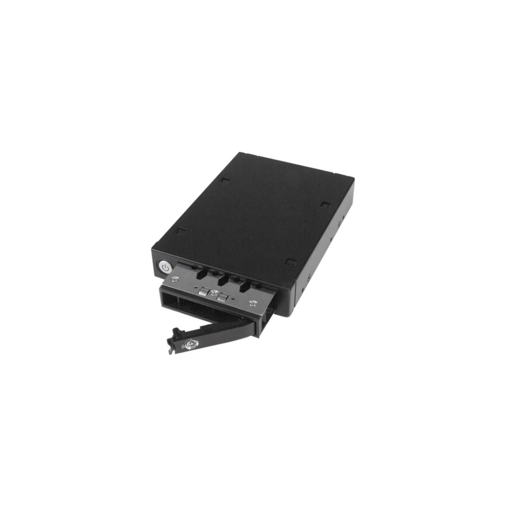 """A large main feature product image of Startech Mobile Rack Backplane for 2.5"""" SAS/SATA"""