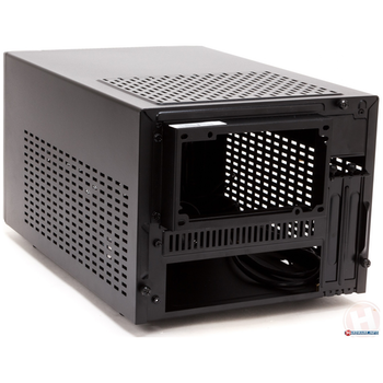 Product image of Cooler Master Elite 130 Black mITX Case - Click for product page of Cooler Master Elite 130 Black mITX Case