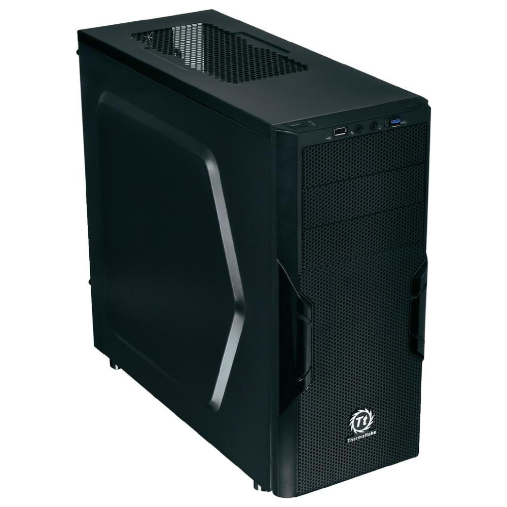 A large main feature product image of Thermaltake Versa H22 Mid Tower USB 3.0 with 500W PSU