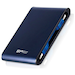 Silicon Power Armor A80 Water/Shock Proof 2TB USB3.0 2.5 Blue Portable HDD