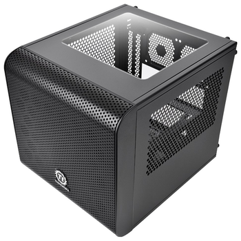 Product image of Thermaltake Core V1 mITX Chassis - Click for product page of Thermaltake Core V1 mITX Chassis