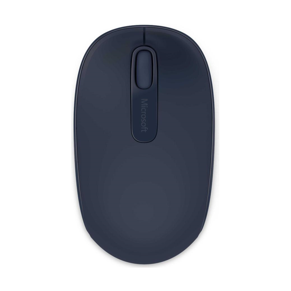 A large main feature product image of Microsoft Wireless Mobile Mouse 1850 - Wool Blue
