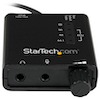 A product image of Startech USB Sound Card Audio Adapter w/ SPDIF