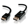 A product image of ALOGIC SmartConnect DisplayPort to HDMI 3m Cable