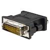 A product image of ALOGIC DVI-I to VGA M-F Adapter