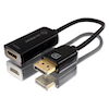 A product image of ALOGIC 15cm DisplayPort to HDMI Adapter Male to Female