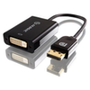 A product image of ALOGIC Elements 20cm DisplayPort to DVI Adapter Male to Female