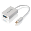 A product image of ALOGIC Mini DisplayPort to VGA 15cm Male to Female Adapter Cable