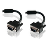 A product image of ALOGIC Premium Shielded VGA/SVGA 1m Monitor Cable w/Filter