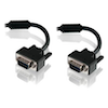 A product image of ALOGIC Premium Shielded VGA/SVGA 2m Monitor Cable w/Filter