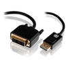 A product image of ALOGIC SmartConnect DisplayPort to DVI-D 1m Cable