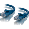 A product image of ALOGIC CAT6 3m Network Cable Blue