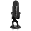 A product image of Blue Microphones Yeti 'Blackout' USB Desktop Microphone