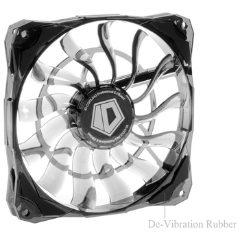 Product image of ID-COOLING NO Series 120mm Slim Fan - Click for product page of ID-COOLING NO Series 120mm Slim Fan