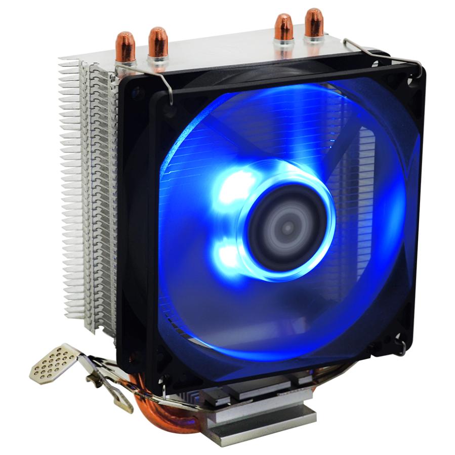 Cpu Air Cooler : Id cooling sweden series se cpu cooler