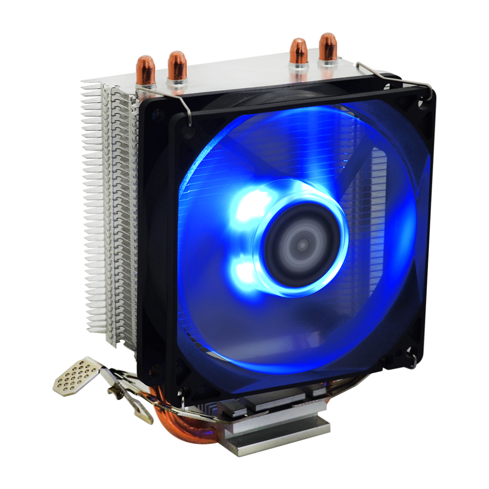 A large main feature product image of ID-COOLING Sweden Series SE-902X CPU Cooler