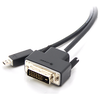 A product image of ALOGIC 3m Micro HDMI to DVI Cable Male to Male