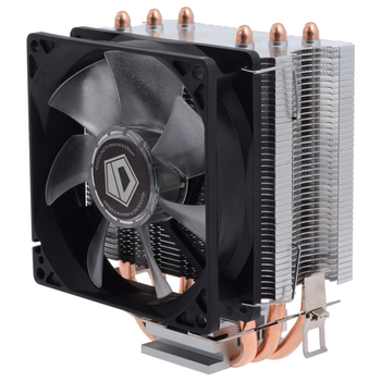 Product image of ID-COOLING Sweden Series SE-903-B Blue LED CPU Cooler - Click for product page of ID-COOLING Sweden Series SE-903-B Blue LED CPU Cooler