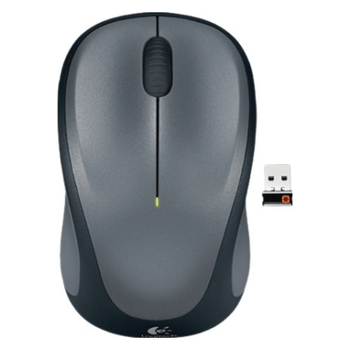 Product image of Logitech M235 Wireless Mouse Black - Click for product page of Logitech M235 Wireless Mouse Black