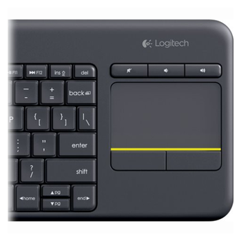 Product image of Logitech K400 Plus Wireless Touch Keyboard - Click for product page of Logitech K400 Plus Wireless Touch Keyboard