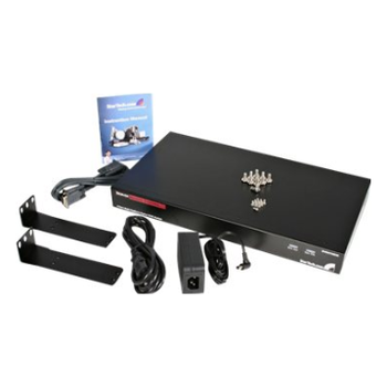 Product image of Startech 8-Port USB PS/2 Digital IP KVM Switch - Click for product page of Startech 8-Port USB PS/2 Digital IP KVM Switch