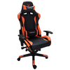 A product image of BattleBull Combat Gaming Chair Black/Orange