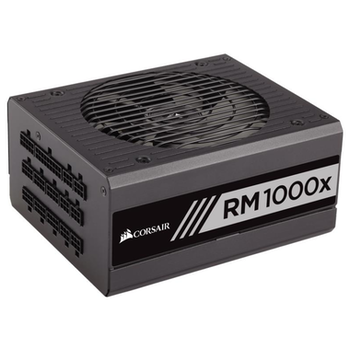 Product image of Corsair RM1000x 1000W 80PLUS Gold Modular Power Supply - Click for product page of Corsair RM1000x 1000W 80PLUS Gold Modular Power Supply
