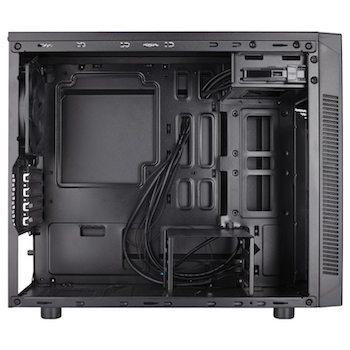 Product image of Corsair Carbide 88R Mid Tower Case w/Side Panel Window - Click for product page of Corsair Carbide 88R Mid Tower Case w/Side Panel Window