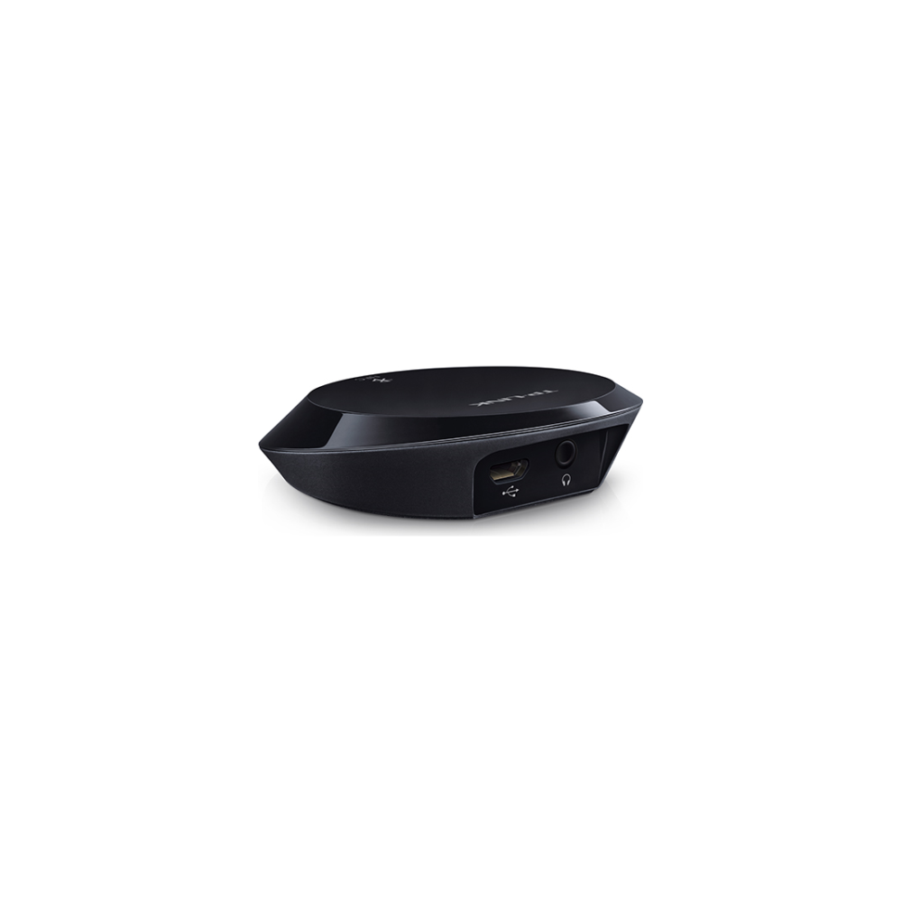 A large main feature product image of TP-LINK HA100 Bluetooth Music Receiver