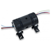 A product image of EK XTOP Revo Dual D5 PWM Serial Pump Top incl 2x D5 Pumps