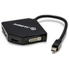 A product image of ALOGIC 3in1 Mini DisplayPort to HDMI/DVI/VGA Adapter