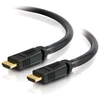 A product image of ALOGIC HDMI 25m Cable with Active Booster