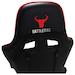 BattleBull Combat Gaming Chair Black/Green