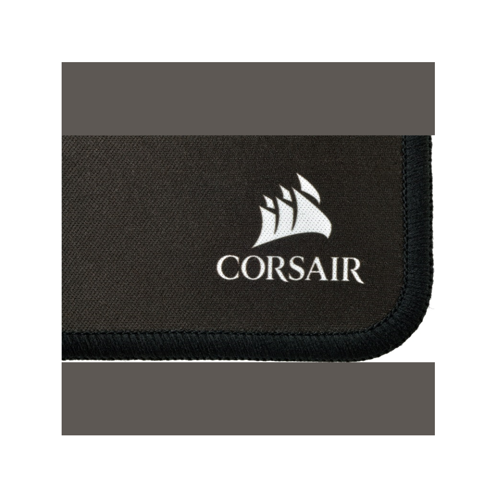 A large main feature product image of Corsair Gaming MM300 Cloth Gaming Mousemat