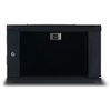 A product image of Serveredge 6RU Fully Assembled Hinged Wall Mounted Cabinet (600W x 450D x 360H)