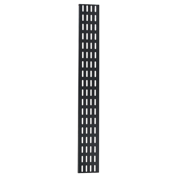 Product image of Serveredge 12RU Vertical Cable/PDU Tray 100mm Wide - Click for product page of Serveredge 12RU Vertical Cable/PDU Tray 100mm Wide