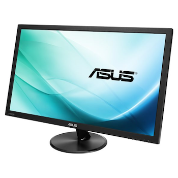 """Product image of ASUS VP228H 21.5"""" Full HD 1MS LED Monitor - Click for product page of ASUS VP228H 21.5"""" Full HD 1MS LED Monitor"""