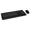 A product image of Microsoft Wireless BlueTrack Desktop 3050